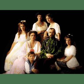 Царственные страстотерпцы.