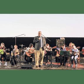 Концерт «День радости» в Черноголовке