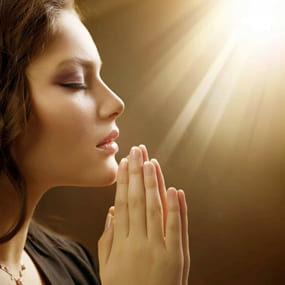 Молиться умом