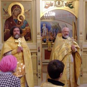 15 сентября 2019 года. Свято-Никольский храм с.Макарово.