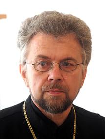Протоиерей Виктор Григоренко. Фото Анны Гальпериной