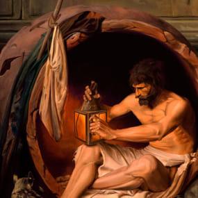 Фонарь Диогена