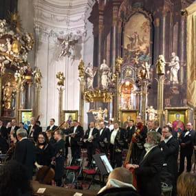 Прага и «Реквием» Моцарта