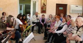 Концерт в Черноголовке
