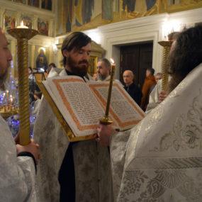 7 января 2020 года. Свято-Никольский храм с.Макарово.