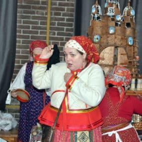 Праздник для детей «Рождественский вертеп»