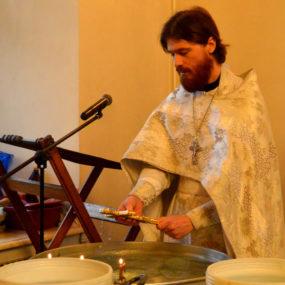 Святое Богоявление в храме свт. Николая с.Макарово