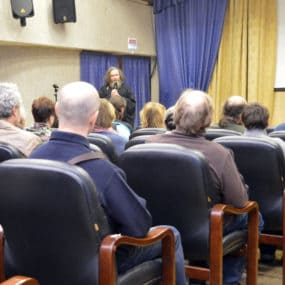В Большой Гостиной Дома Ученых НЦЧ РАН прошел вечер памяти