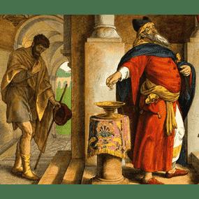 Недели о мытаре и фарисее