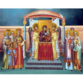 <b>8 марта 2020 года</b> — Неделя 1-я Великого поста. Торжество Православия
