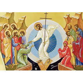 Воскресение. Первенец из умерших.