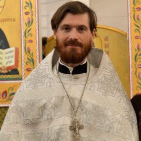 Священник Иоанн (Иван) Анисимов