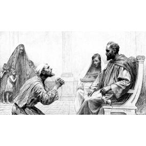 Притча о немилосердном должнике