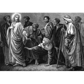 22 ноября 2020 года — Исцеление кровоточивой и воскрешение дочери Иаира