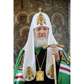 Рождественское послание Патриарха Московского Кирилла — (2021)