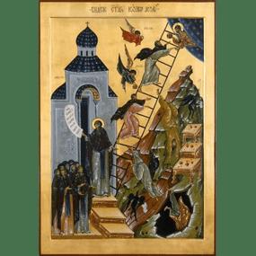 Преподобный Иоанн Лествичник, Синайский, игумен