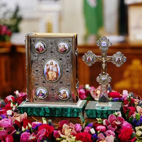 Заседание Священного Синода Русской Православной Церкви 13 апреля 2021 года