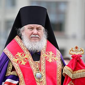 Епископ Балашихинский и Орехово-Зуевский Николай