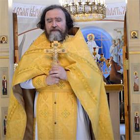 Проповедь протоиерея Андрея Федорова в храме Святителя Николая (с.Макарово)