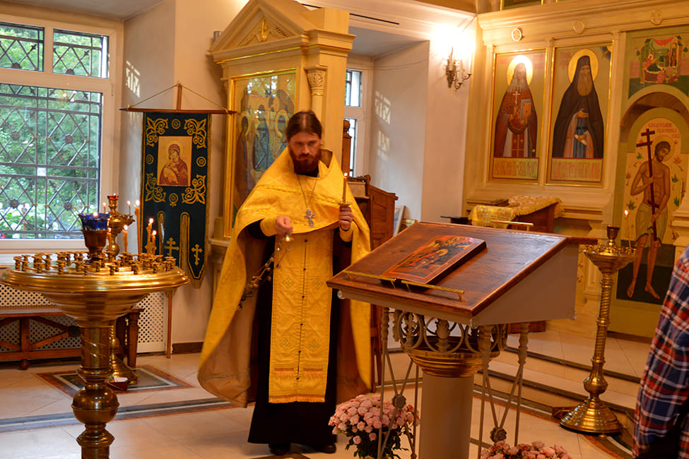 День святого пророк Илия - храмовый праздник в с. Макарово.